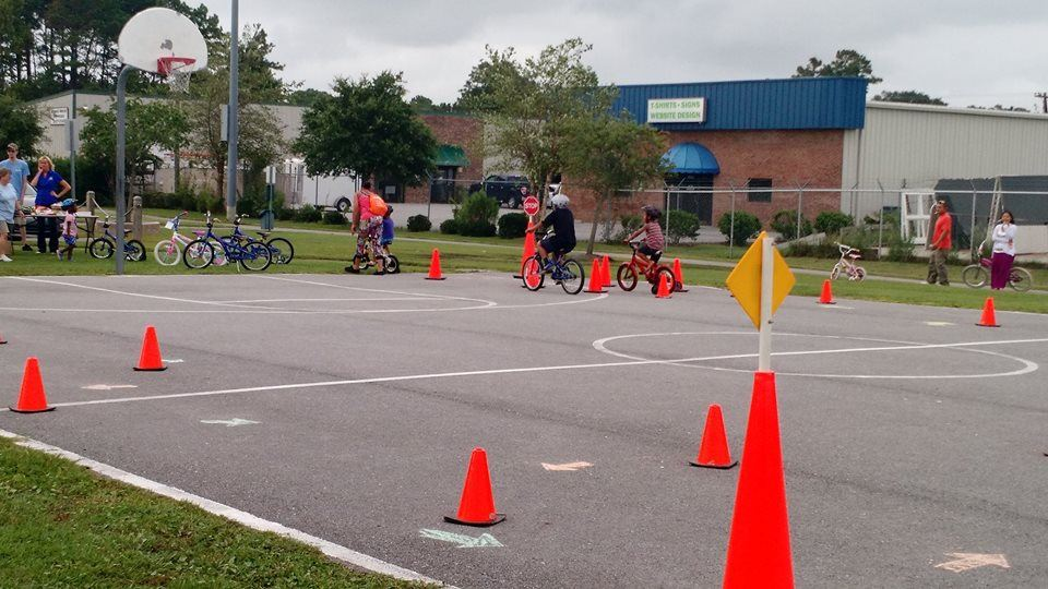 Children Bicycle Safety Course